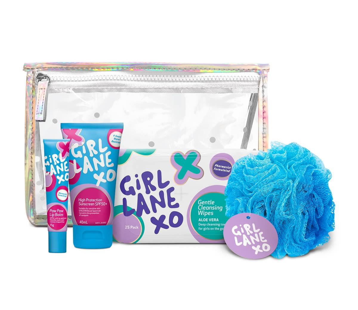 Sun care gift pack girl lane girl lane sun care gift pack negle Images
