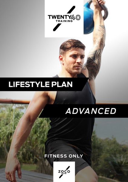Lifestyle Guide - Advanced - Fitness Only