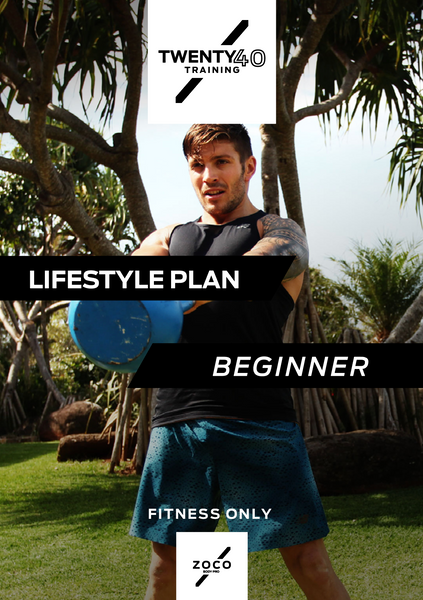 Lifestyle Guide - Beginner - Fitness Only