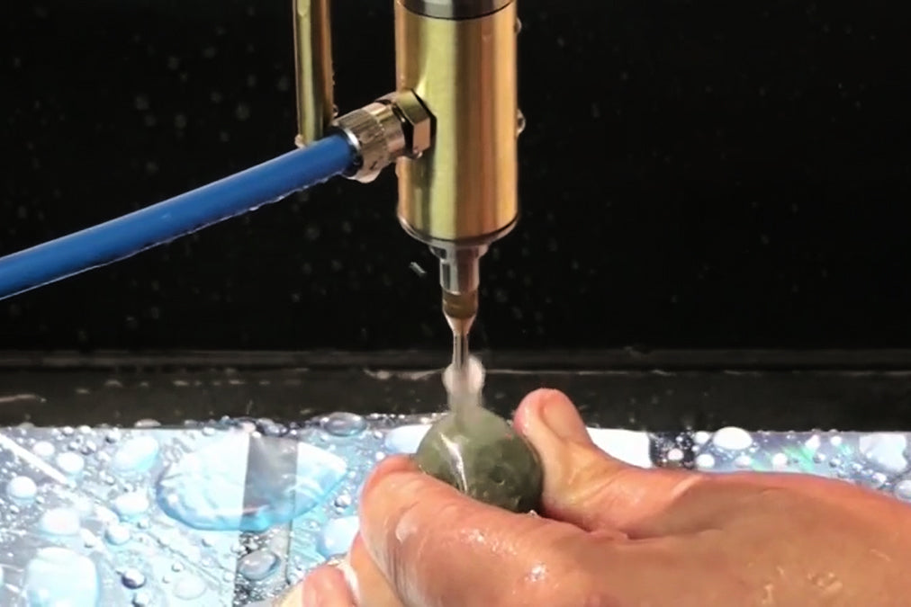 Got Drill Press Wobble? A few things to check by Gunther Diamond Tools