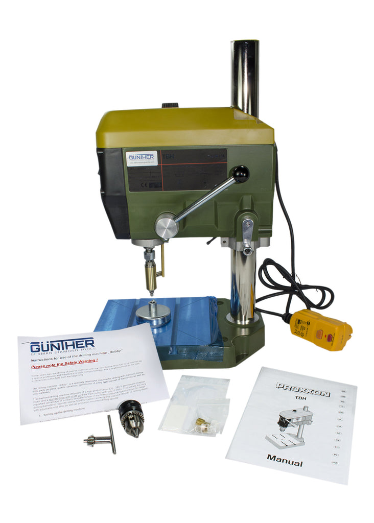 How to Setup Your Gunther Hobby Drilling System