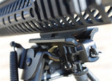 Low Profile Picatinny Bipod Adapter
