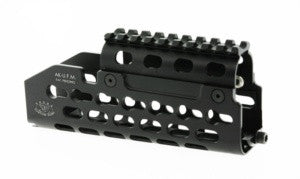 Krebs Custom UFM Keymod System for AKM Rifles