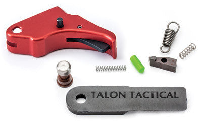 Apex Tactical Specialties Kit, Red, Shield Action Enhancement Trigger