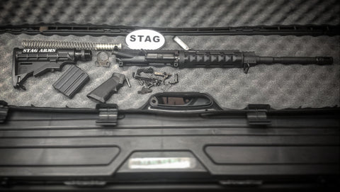 STAG ARMS Model 3 Rifle Kit less lower