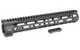 MIDWEST INDUSTRIT'S DPMS .308 KeyMod Series One Piece Free Float Handguarde