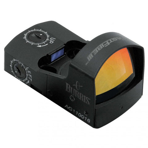 BURRIS FASTFIRE III WITH NO MOUNT - 3 MOA RED DOT REFLEX SIGHT