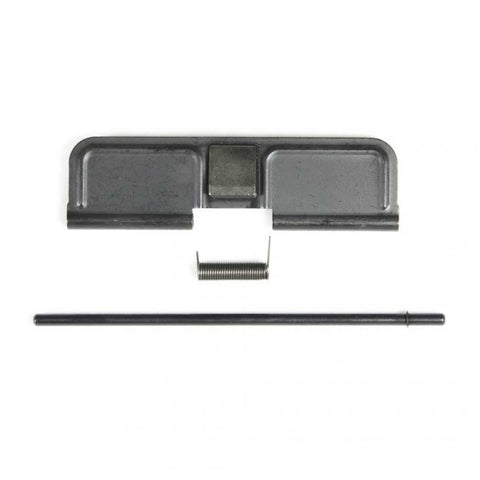 CMMG EJECTION PORT DOOR COVER KIT, AR-15, ALUMINUM, BLACK