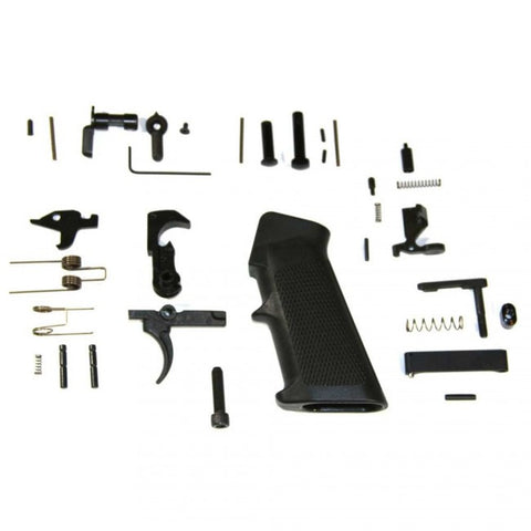 CMMG LOWER PARTS KIT, AR-15 WITH AMBIDEXTROUS SAFETY