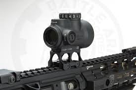 TRIJICON MRO RED DOT WITH BAD-MRO™ Lightweight Optic Mount