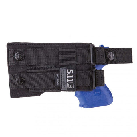 5.11 TACTICAL LBE COMPACT HOLSTER R/H BLK