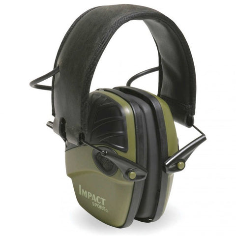 Howard Leight Impact Sport Electronic EarPro - NRR 22 , Multiple colors.