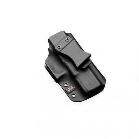 "LAG TACTICAL LIBERATOR HOLSTER - SPRINGFIELD XDS 3.3"" - AMBI - BLACK"