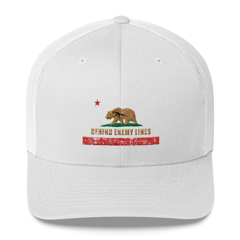 BEHIND ENEMY LINES Trucker Cap
