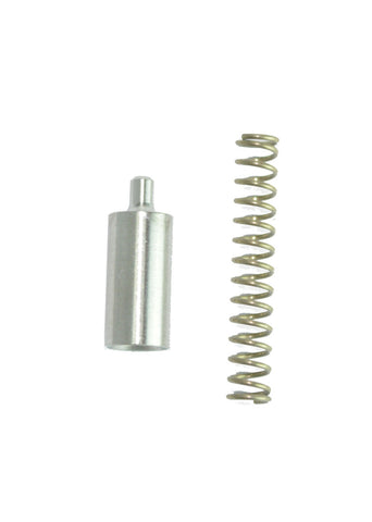 AR-15 Stainless Steel Buffer Retainer with Spring