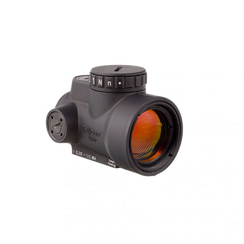 TRIJICON MRO- 2.0 MOA Adjustable Red Dot (without Mount), Black