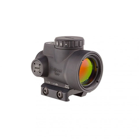 TRIJICON MRO- 2.0 MOA Adjustable Red Dot with Low Mount, Black
