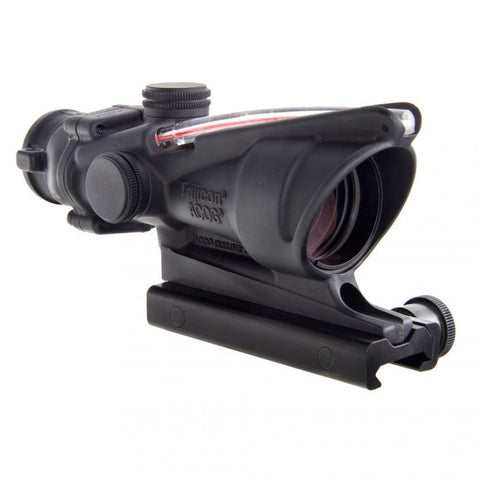 Trijicon ACOG 4x32 Scope with Red Horseshoe/Dot Reticle and M4 BDC w/ TA51 Mount