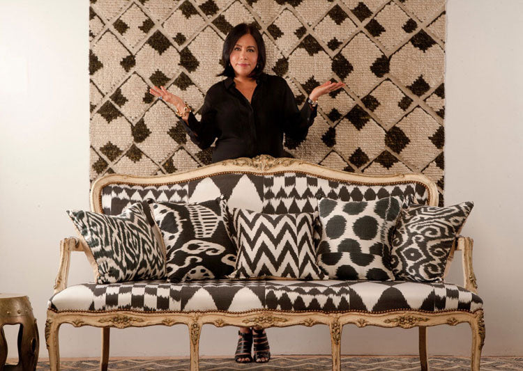 Designer Madeline Weinrib Has Shaped A Signature Sophisticated Style That  Is At Once Timeless And Contemporary. With Her Collections Of Iconic  Carpets And ...