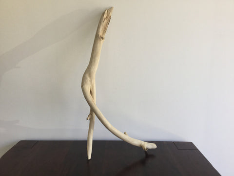 Legs Crossed Driftwood - River Valley Woods Company - 1