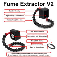 Fume Extractor Arm V2