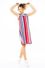 Dixie Striped Dress