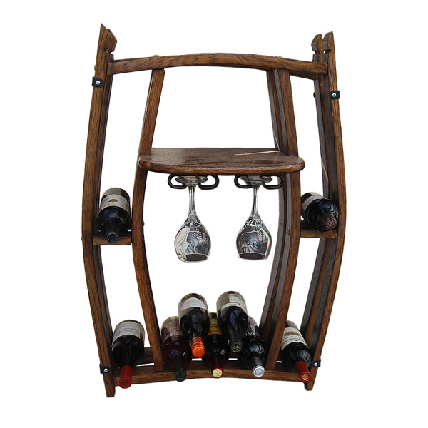 Wine Rack - Standing - J&C's Unbarrelables - 1