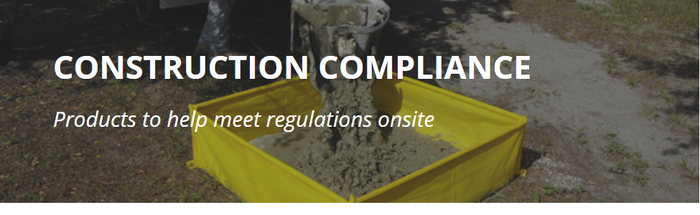 Thor Spill and Containment Creates Construction Compliance Solutions