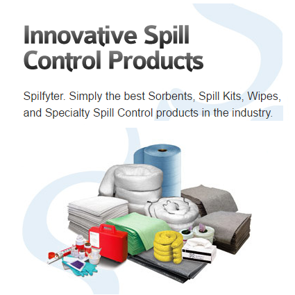 Spilfyter offers a full line of premium and economy fine fiber sorbents designed to absorb and contain spills ranging from hydrocarbon-based liquids to non-aggressive and aggressive chemicals.