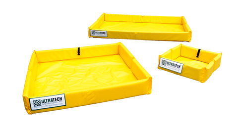 mini foam wall berms by ultratech many sizes