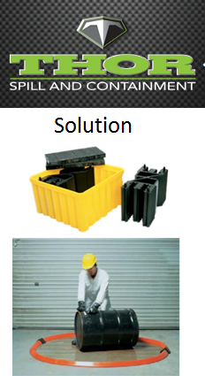 Thor Spill and Containment