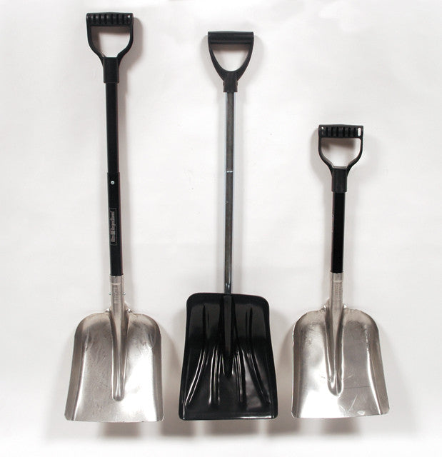 0401 Ultra Response Collapsible Aluminum Shovel, Perfect to Fit in Spill Kits