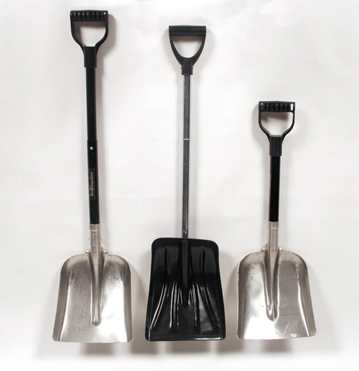 "0402 Aluminum Ultra-Response 39"" Collapsible Shovel, Perfect to Fit in Spill Kits"
