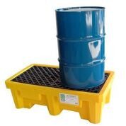 Ultratech 1011 Ultra-Spill Pallet P2 With Drain