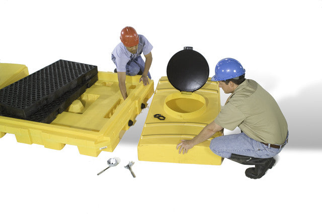 1124 Polyethylene Expansion Tank Only