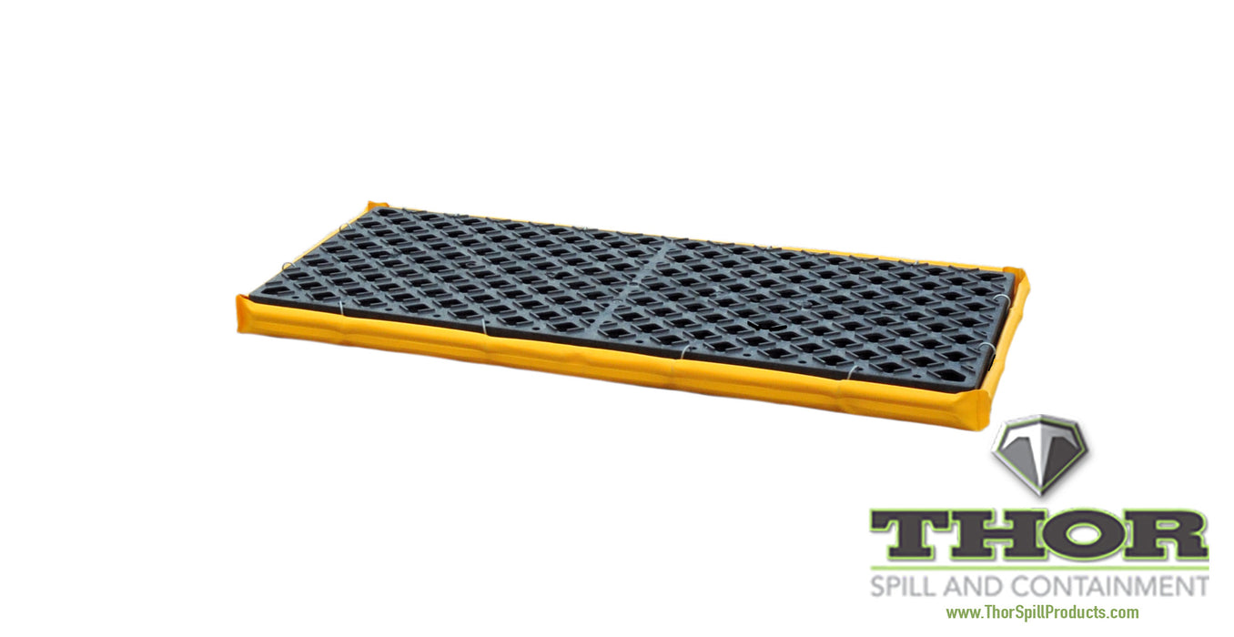 1351 Ultra-Spill Deck, 2-Drum, Flexible Model