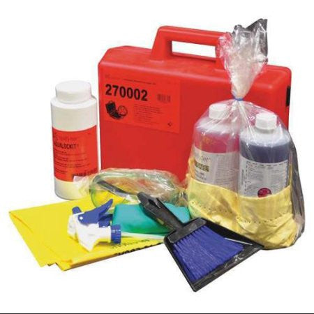 270002 NeutralizinG Spill Kit, Neutralizes Multi-Purpose, Granular, Liquid