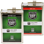 Ultra-Ever Dry Set 4002+ 4003, Bottom & Top Coat (1 Gallon Each)