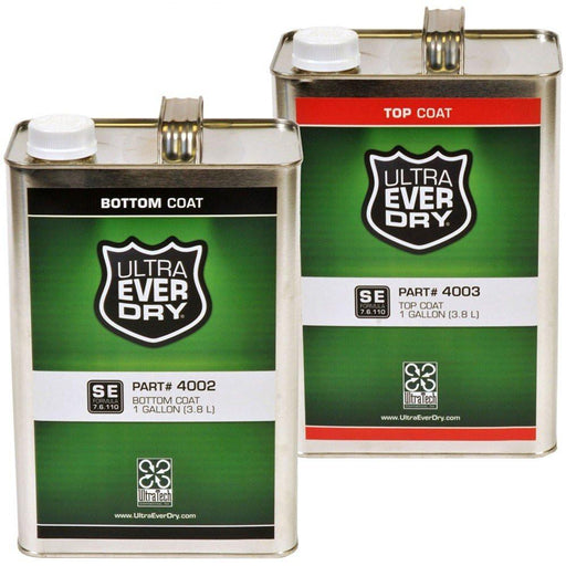 4002 & 4003 Ultra-Ever Dry Set, Bottom & Top Coat (1 Gallon Each)