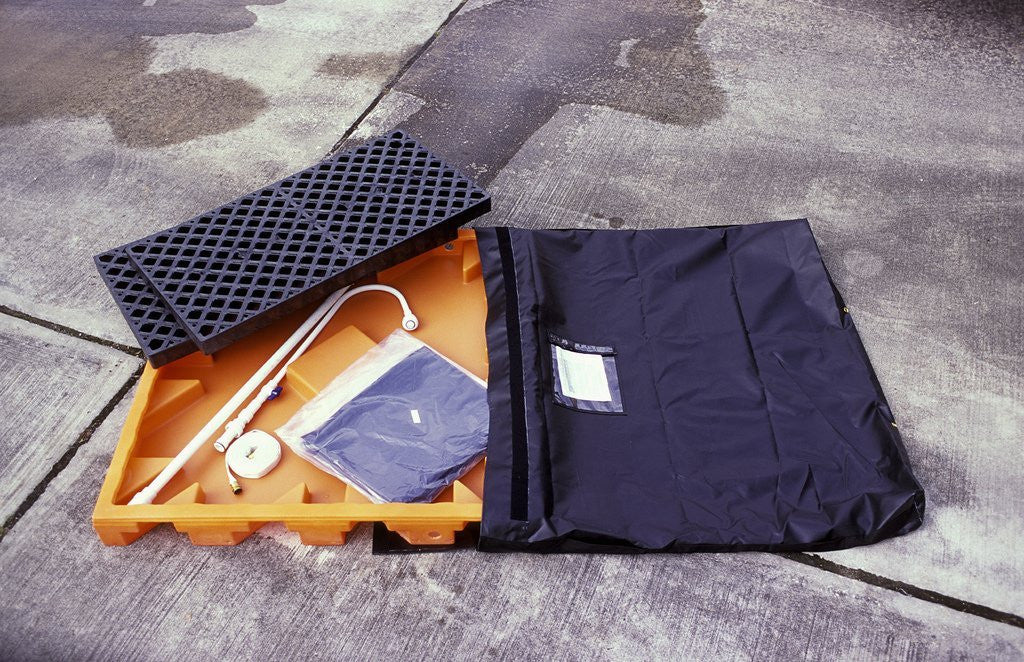6006 Decon Deck Carry Case, For All Decon Deck Models