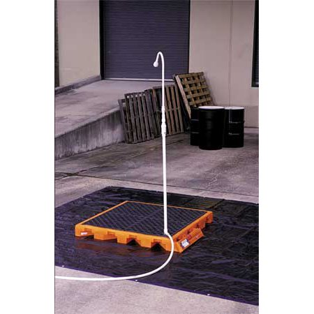 6360 Ultra-Decon Deck, Gross Rinse Shower for Tactical and Hospital Models