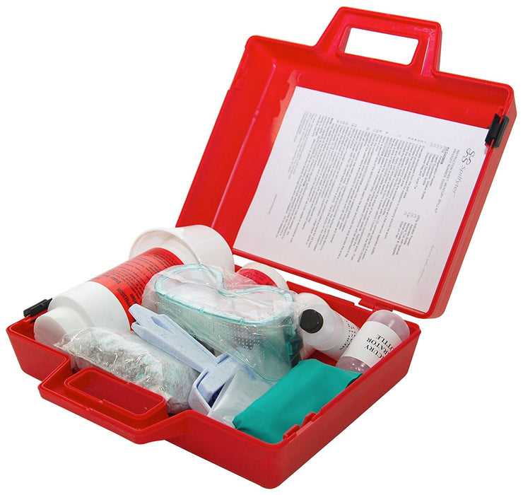 520250 Specialty Spill Control Standard Mercury Spill Kit