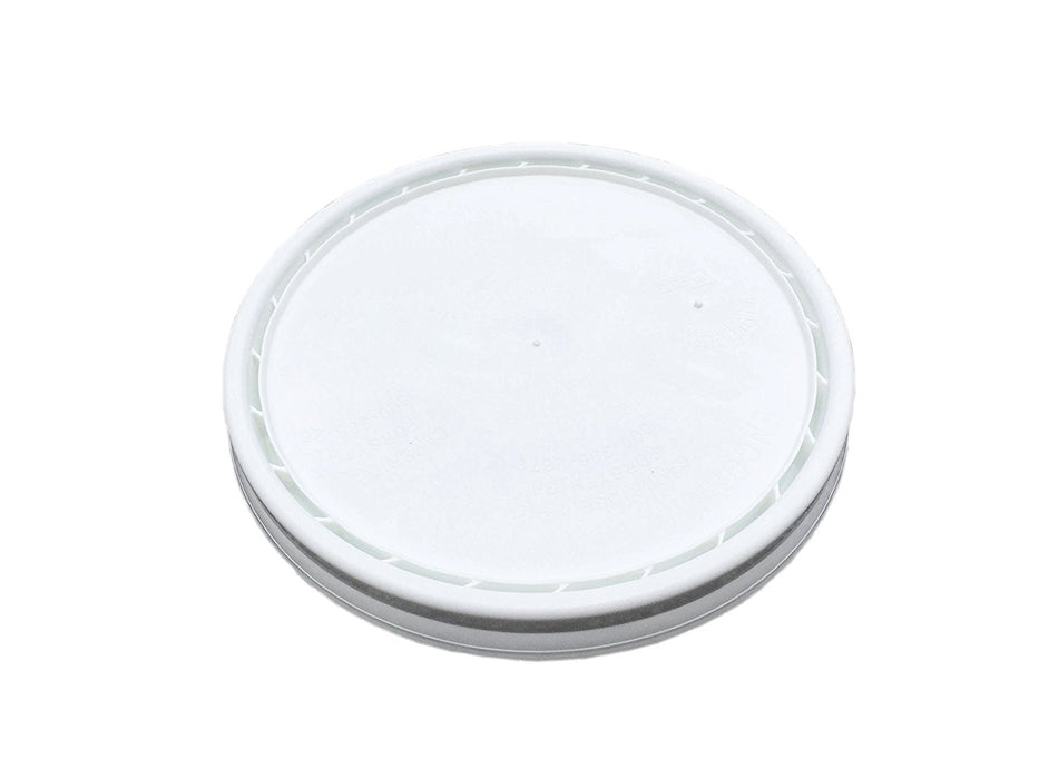 0664 Ultra-Bucket, Snap on Lid Only, White