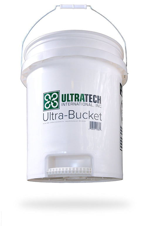0662 Ultra-Bucket - No Lid, Bulk Pallet, White (Pack of 288)