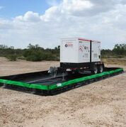 UltraTech 8403 collapsible wall copolymer ultra containment berm 269 gallonlon capacity 6 length x 6 width x 1 height