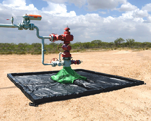 8858 Ultra-Wellhead Berm with Hood