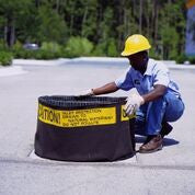 "UltraTech 9292-OS Ultra-Basin Oil and Sediment Guard, 36"" Diameter"