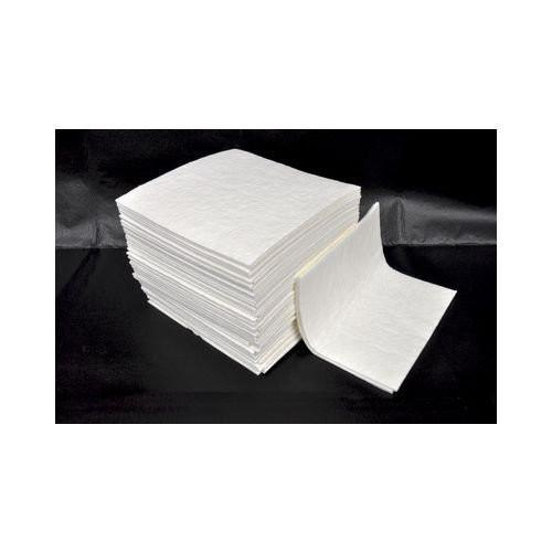 151050 20 x 16 Heavy Absorbent Pad  White For Universal 100 pack