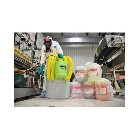Spilfyter 680000 Full Decontamination Kit