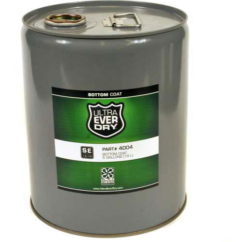 4004 Ultra Ever Dry Bottom Coat, 5 Gallons Water Repellent